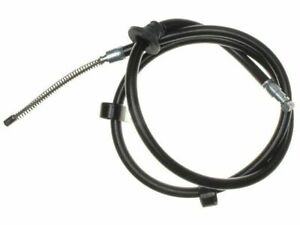For 1992 Eagle Summit Parking Brake Cable Rear Raybestos 96166SN Hatchback 2dr