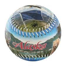 Alaska Souvenir Baseball