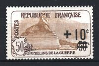 """FRANCE STAMP TIMBRE N° 167 """" ORPHELINS LION DE BELFORT 1922 """" NEUF xx LUXE T255"""