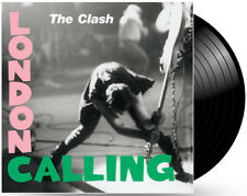 """The Clash : London Calling Vinyl 12"""" Album 2 discs (2015) ***NEW*** Great Value"""