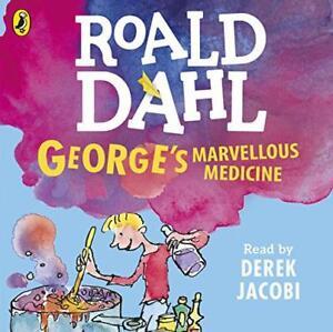 George's Marvellous Medicine (Dahl Audio) by Dahl, Roald, NEW Book, FREE & FAST