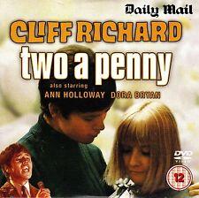 TWO A PENNY - CLIFF RICHARD ANN HOLLOWAY DORA BRYAN - DVD