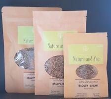 Certified Organic BACOPA / BRAHMI (Bacopa monniera) *45g*