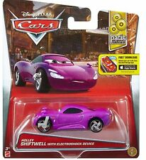 """DISNEY CARS 2 HOLLEY SHIFTWELL WITH ELECTROSHOCK DEVICE NEW IN PK """"RETIRED"""" VHTF"""