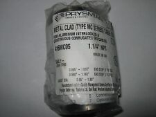 1 pc Prysmian 416MC05 Metal Clad Cable Connector, 1 1/4 NPT, New