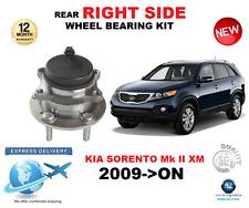 FOR KIA SORENTO REAR WHEEL BEARING Mk II XM RIGHT HAND SIDE 2009->ON OE QUALITY