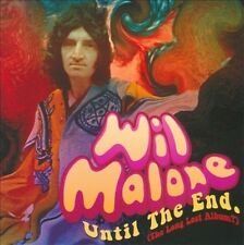 WIL MALONE (PRODUCER) - WIL MALONE/UNTIL THE END (THE LONG LOST ALBUM?) NEW CD