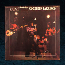 Golden Earring Rock Sensation LP Record Album 1976 Made In Greece Phonogram