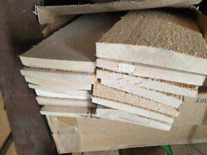 BALSA WOOD blocks (approximate size 160mm x 15mm x 300mm) varing sizesNEW RRP$16