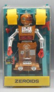 1968 vintage ZEROIDS Zobor Ideal toy robot original 1960's space toy WOW !!!