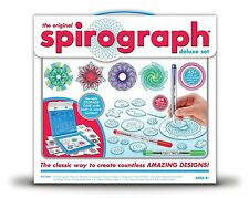 Spirograph Deluxe Design Set, Free Shipping, New