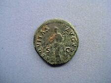 96-98 AD Roman Empire - Nerva - Aequitas - AE AS - 4223