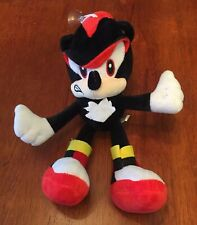"Shadow The Hedgehog 11"" Stuffed Plush - Window Hanger - Sonic Character"