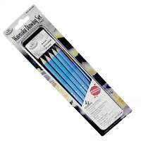 artiste ETAIN Dessin Art ensembles Charbon CROQUIS Crayons Peinture à aquarelle
