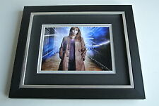 Catherine Tate SIGNED 10X8 FRAMED Photo Autograph Display Doctor Who TV & COA