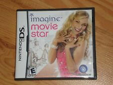 Imagine: Movie Star  (Nintendo DS, 2008) COMPLETE