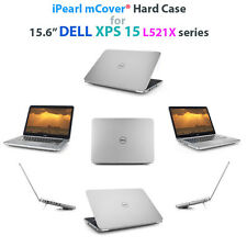 "NEW mCover® HARD Shell CASE for 15"" Dell XPS 15 L521X series Ultrabook laptop"