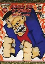 BREYGENT Golden Age of Comics J(ay) JAY Sketch Card of Frankenstein