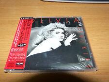 OLIVIA NEWTON JOHN Soul Kiss JAPAN CD STICKER OBI NM 1985 P33R-20001