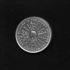 United Kingdom Great Britain coin Queen Mother Elizabeth II