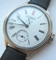 FAMA wristwatch military style 1 WW. Mechanism of the watch is of high quality.