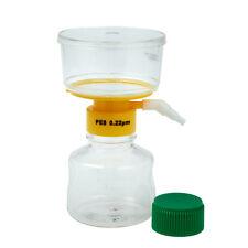CELLTREAT 250mL PES Filter System, 0.22μm Pore Size, 12/Case, Sterile #229706