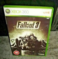 Fallout 3 XBOX 360 Game FAST & FREE