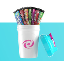 New ListingG Fuel The Wave Racer Starter Kit (Shaker Cup + 7 Servings) Energy Drink