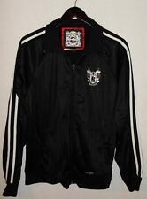 Hard Rock Cafe Gatlinburg Mens Warm Up Jacket Size M Zipper Front Long Sleeve 46