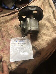 Rebuilt Ls1 Powersteering Pump