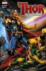 Thor: First Thunder (2011, Trade Paperback)
