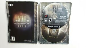 Final Fantasy XII: Collector's Edition 12 (Sony Playstation 2 ps2) Complete
