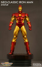 NEO-CLASSIC BOWEN DESIGNS IRON MAN STATUE LIMITED EDITION 600 SIDESHOW HOT TOYS