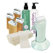 Alveare depilazione roll on DEPILATORY HEATER CERA Waxing SCALDA KIT strumenti hob6018