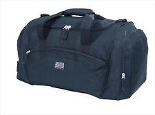 Mens Holdall / Shoulder Bag College Work School Gym Overnight 5 Colours Black