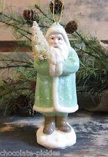 Belsnickle SANTA Ornament*BristleTree*Primitive/French Country Christmas Decor