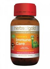 Herbs of Gold CHILDREN'S IMMUNE CARE 60 chewable tablets