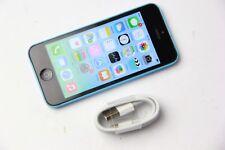 Apple Iphone 5 C - 16 GB-Azul (Vodafone Ireland) condición promedio, Grado C