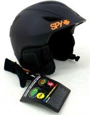 SPY SENDER Snow Helmet Mate Black with MIPS BRAIN Protection Large