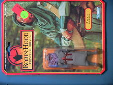 Robin Hood VINTAGE 1991 Azeem 100% Mint on Sealed Card Kenner C-6 Punch Freeman!