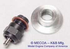 K&B Glow Plug Adaptor use std glow plugs in NorVel 061 Aero & Heli engine