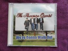 NEW Southern gospel CD: Ascension Quartet- We're Gonna Walk Out traditional male