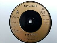 "The Alarm - Strength 7"" Vinyl Single"