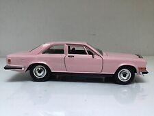 Bburago burago Rolls Royce Camargue aus 1978 in rosa in 1/18 1/21