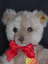 """1991 ~ Steiff ~ Brummbar Teddy Bear ~ Number 011535 ~ 11"""" Tall"""