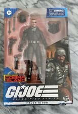 GI Joe Classified Series Major Bludd #27 Exclusive Cobra Island READ DESCRIPTION