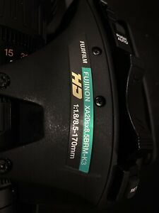 """Fujinon XA20sX8.5BRM-K3 2/3"""" HD Professional Lens"""