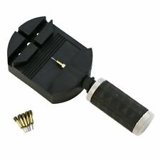 Professional Watch Band Bracelet Link Remover Adjust Repair Tool+5 Pins ST1015