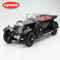 KYOSHO 1:18 ROLLS-ROYCE PHANTOM I  Diecast Model Car Collection Toys New In Box