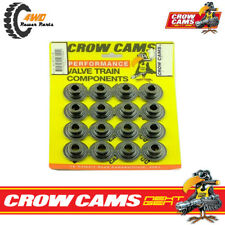 Crow Cams Chrome Moly 1.473 Standard Valve Spring Retainers Set x16 11700-16
